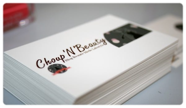 Choup and beauty interview
