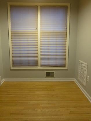 Main Floor Window - Before
