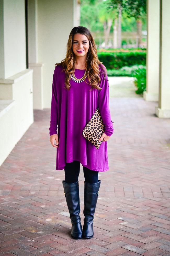 purple swing dress edited -4