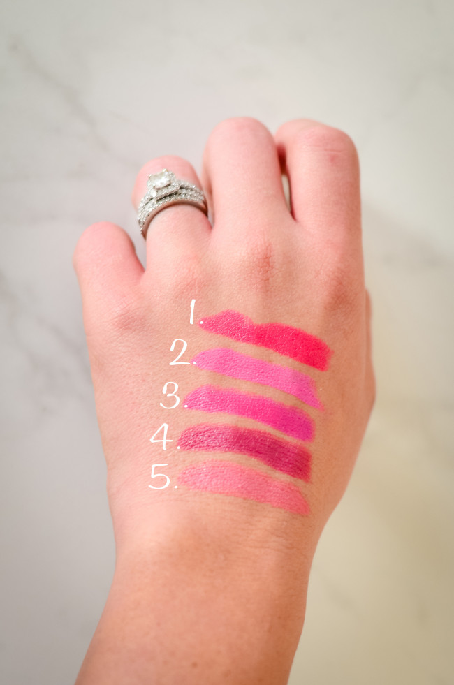 Maybelline Lip Swatches-16 copy