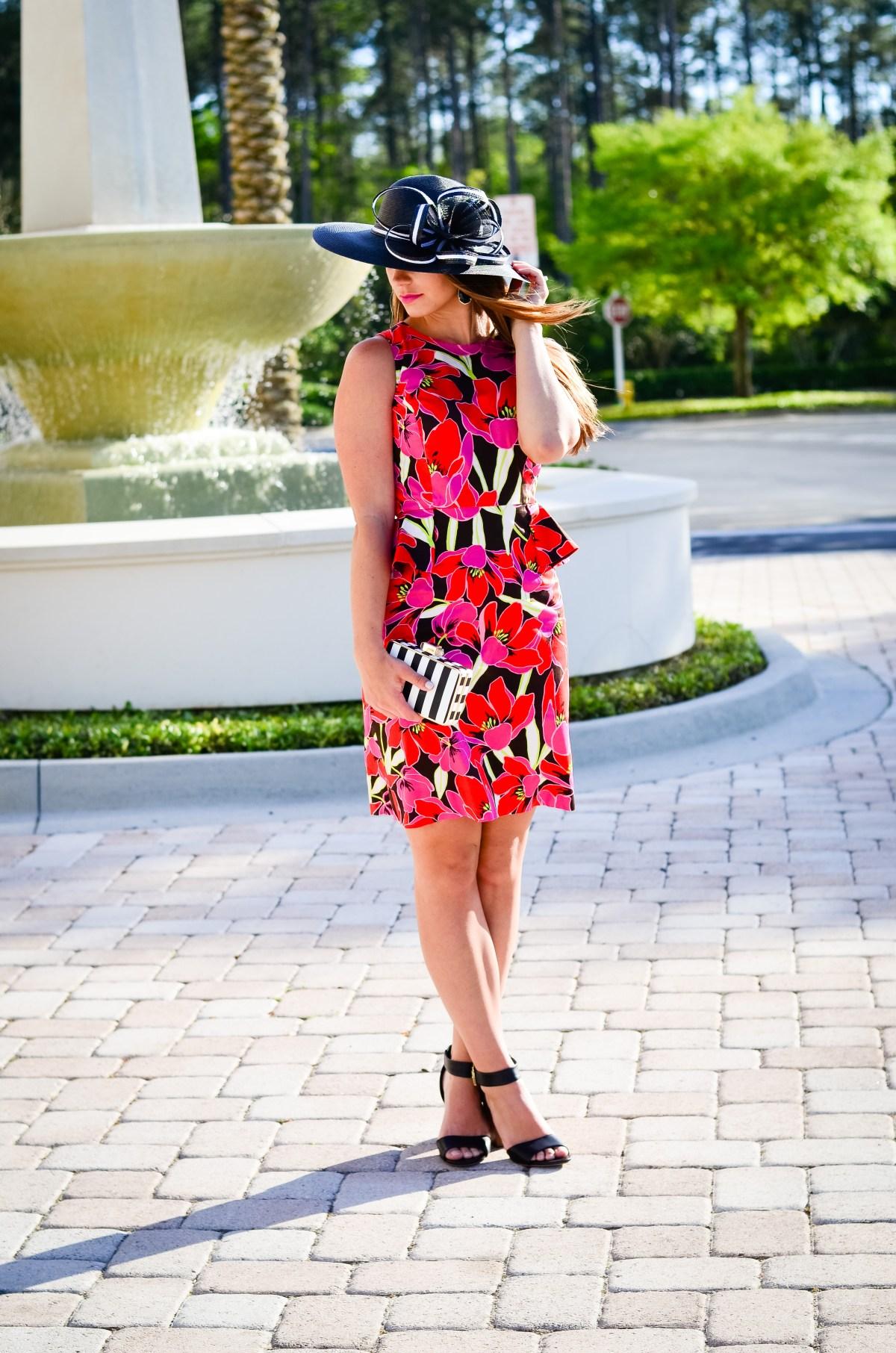 Kate Spade Derby Dress-1