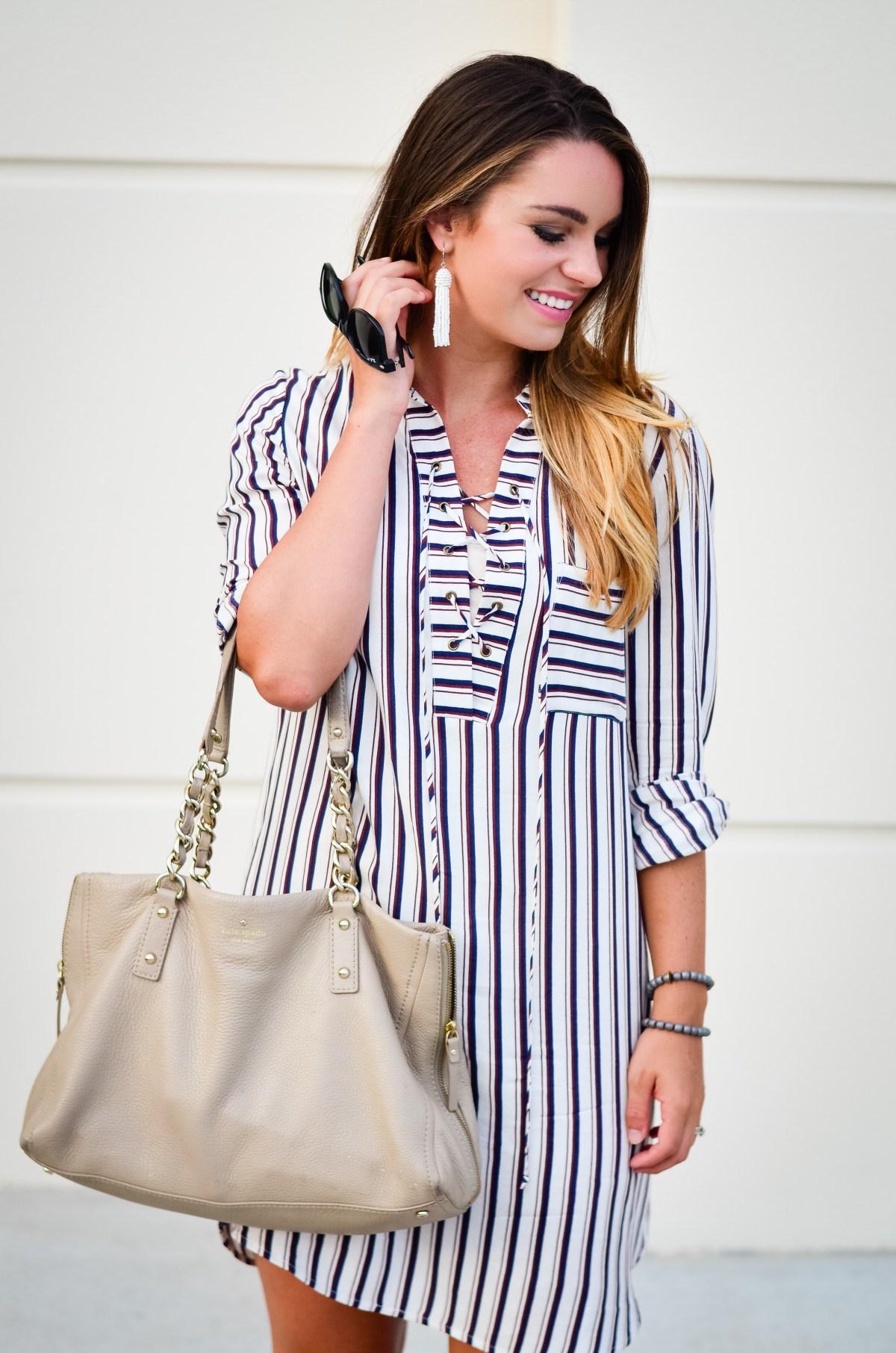 wayf shirt dress -18