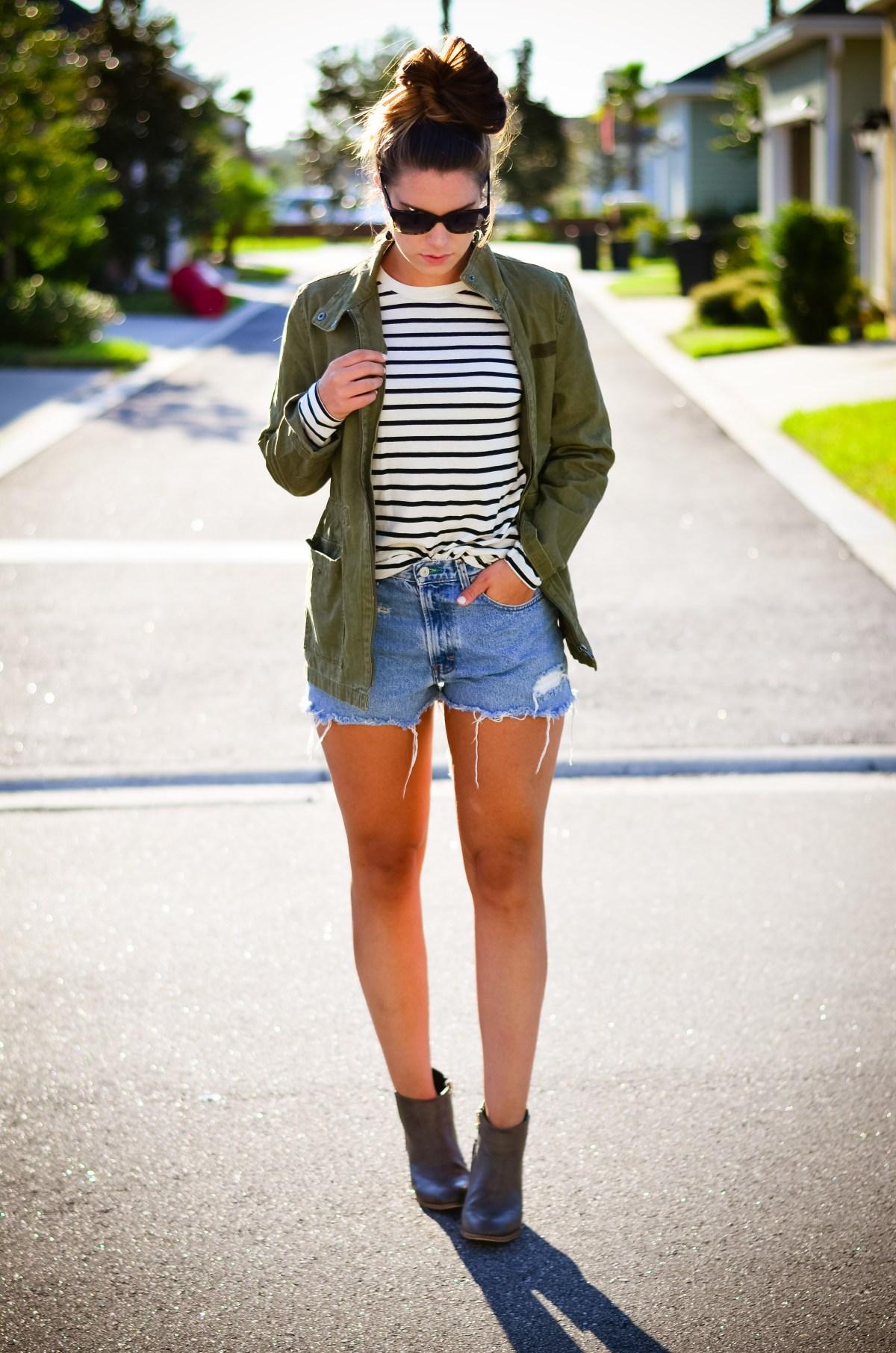 stripe shirt 3 ways-3