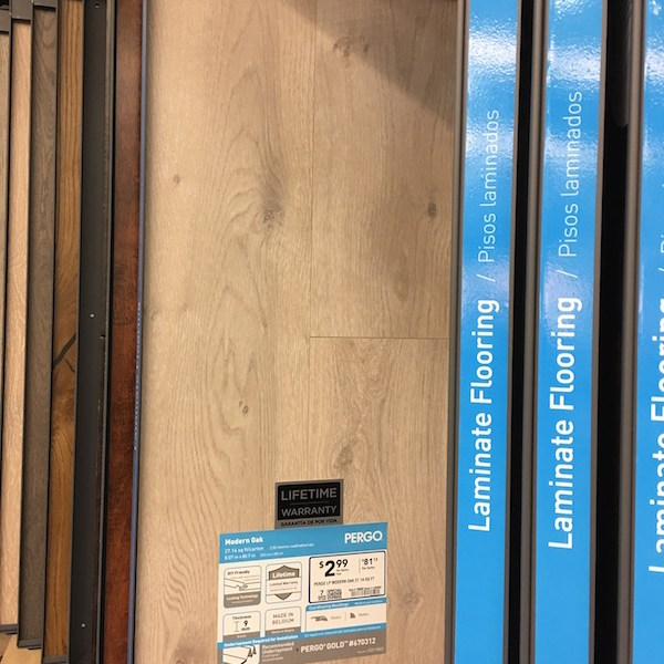 Pergo Flooring Color Options For Our Master Bedroom | helloallisonblog.com