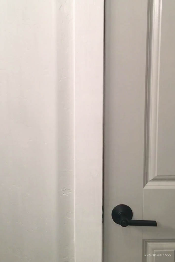 Gray Interior Doors | helloallisonblog.com