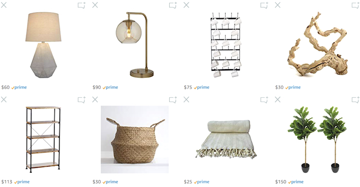 Shop my favorites from Amazon in Home Decor + More! | helloallisonblog.com