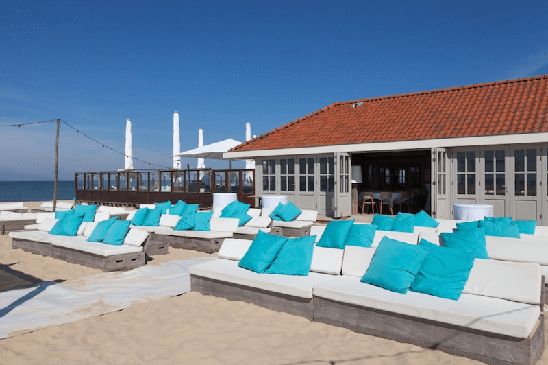 Beachclub The sunset Hollum Ameland