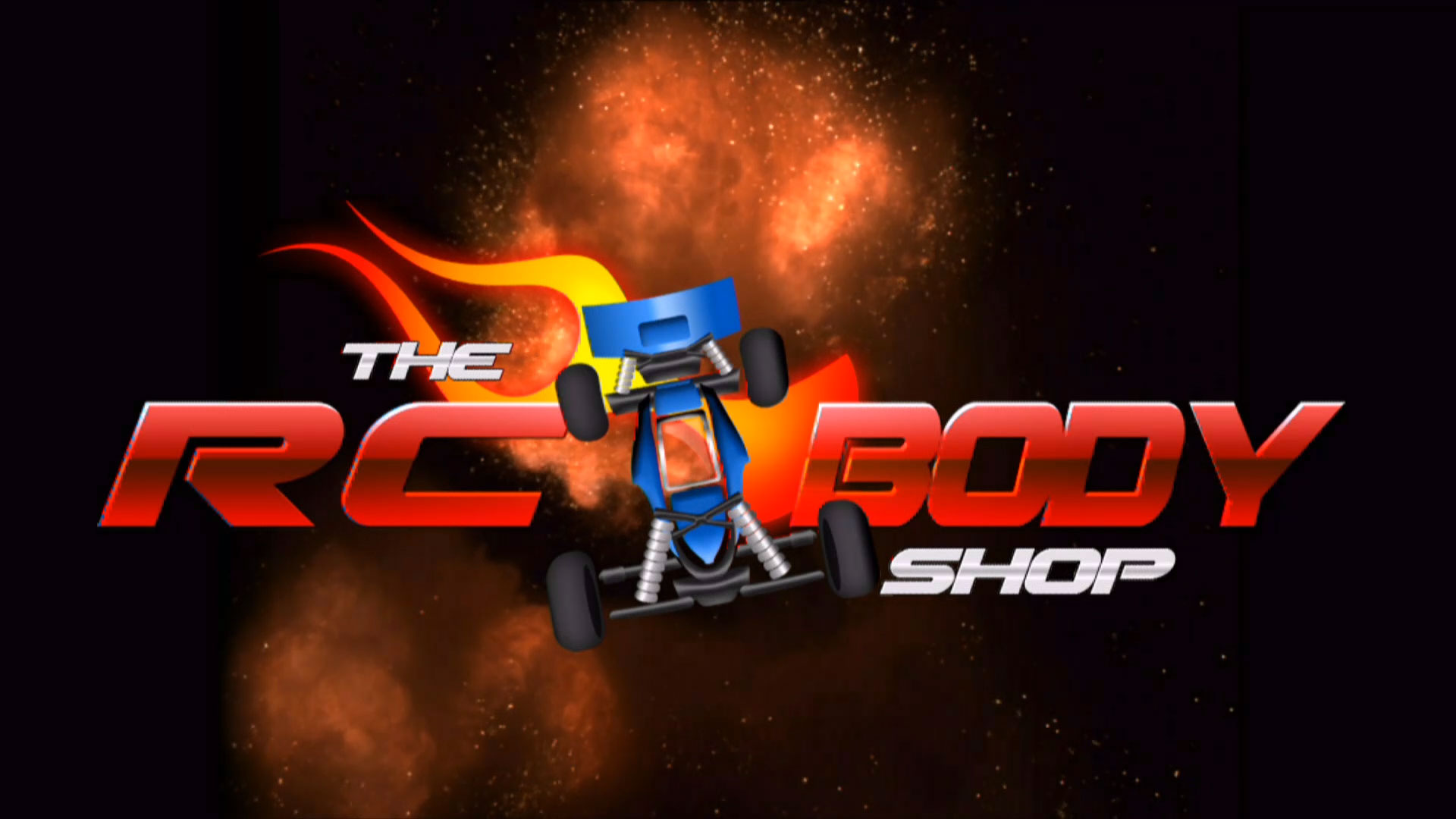 The RC Body Shop