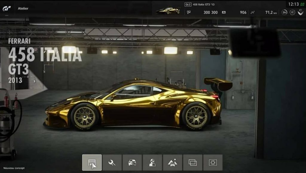 Gran Turismo Sport PS4 - Ferrari