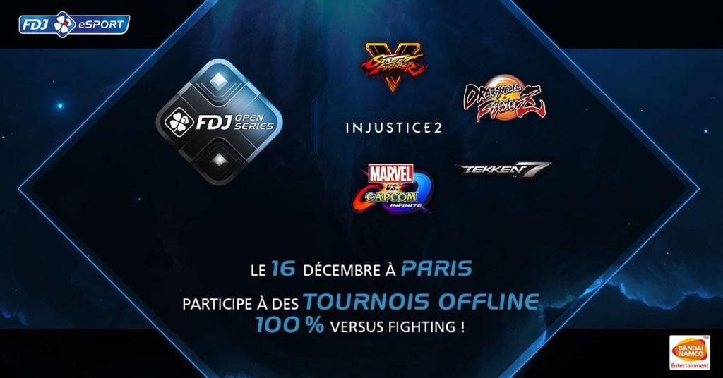 FDJ Masters League Tournois offline