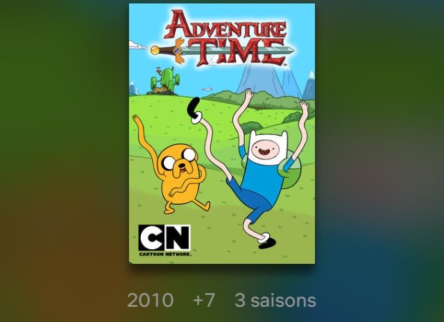Netflix Adventure Time