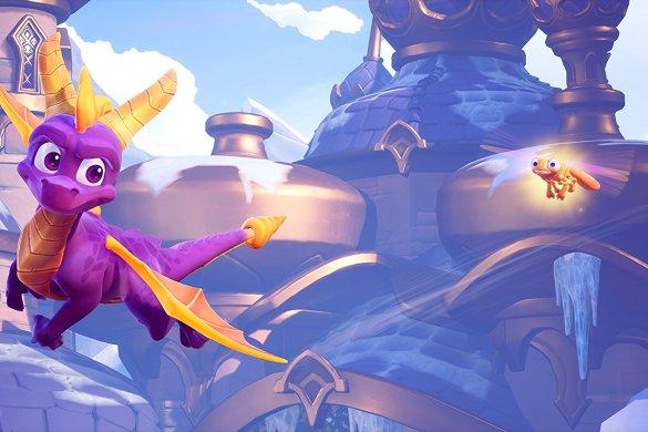 Spyro Reignited Trilogy PS4 XBOXONE