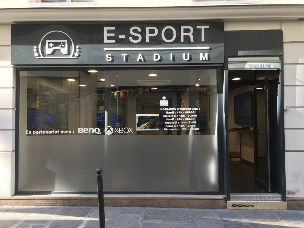 E-sport Stadium