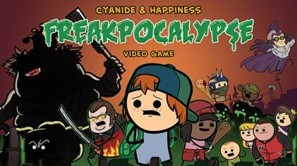 Cyanide & Happiness – Freakpocalypse Indie World 17 Mars