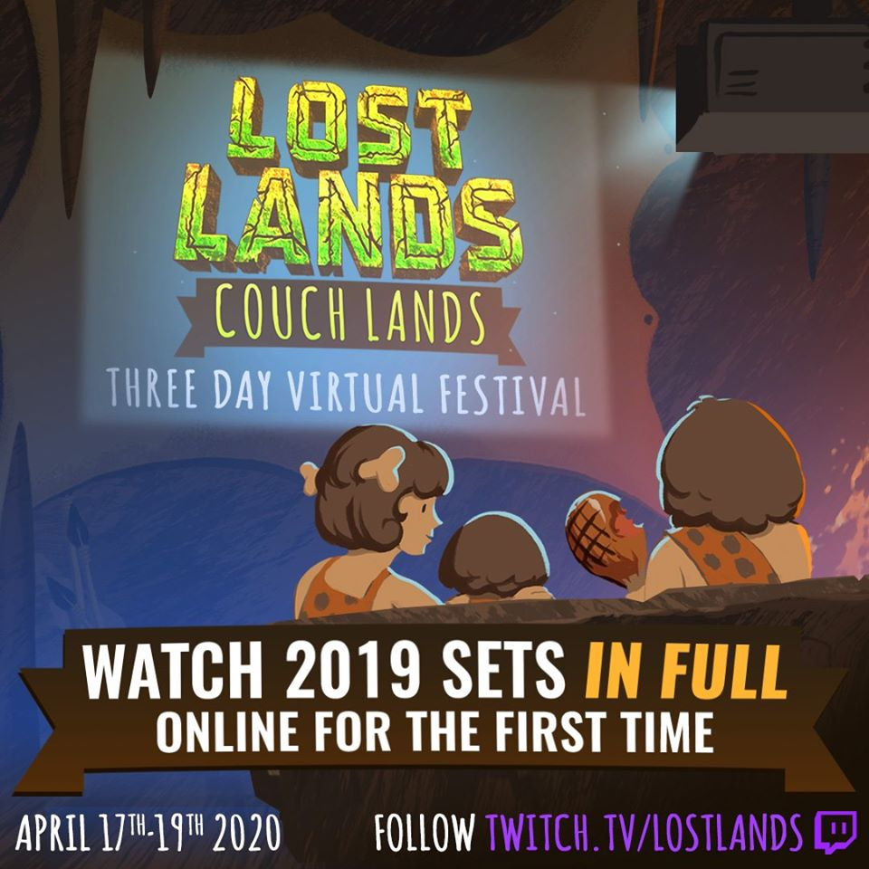 Couch Lands 2020 Excision