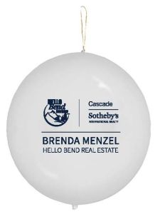 Hello Bend Punch Balloon