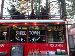 Shred Town Food Truck