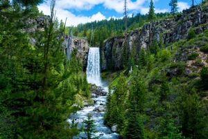 Central Oregon Waterfalls