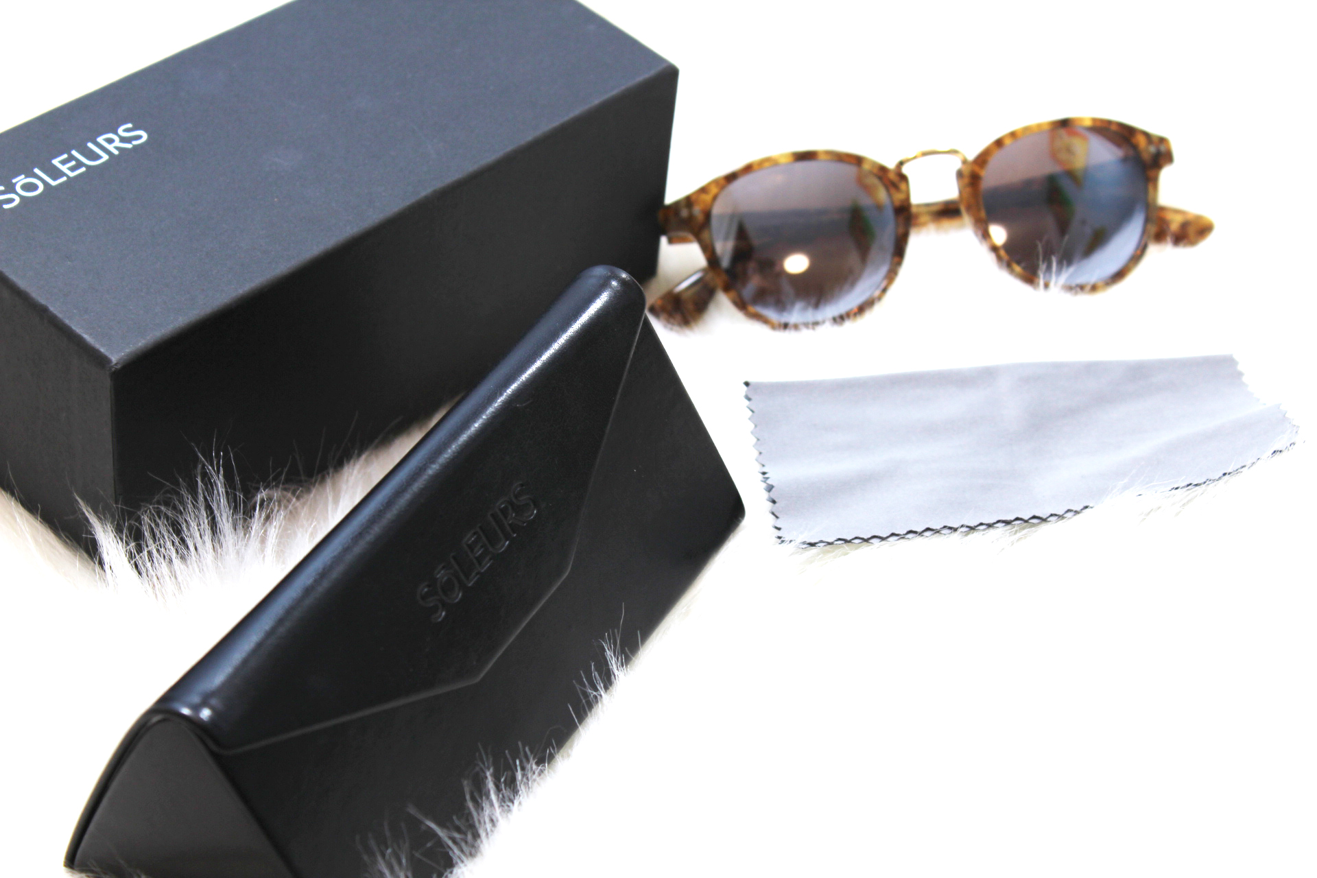 Fashion Any The Perfect Sunnies Soleurs Forward Hello For Gift jcq543ARL