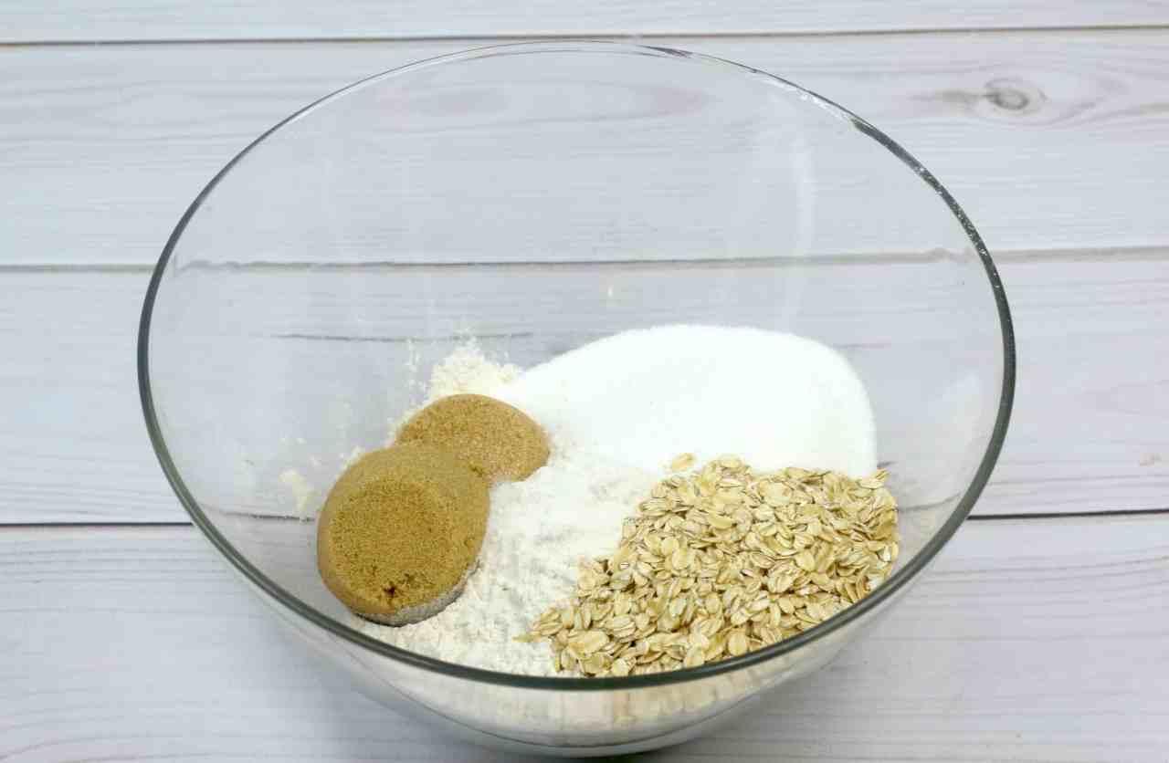 How to make dutch apple cookies