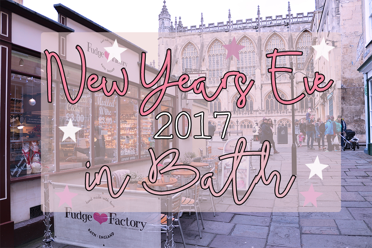 New Years Eve 2017 in Bath