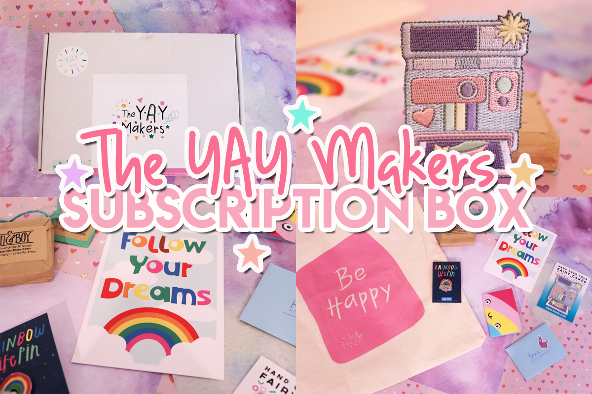 The YAY Makers Subscription Box