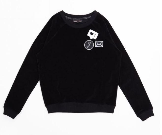 velvet-sweater