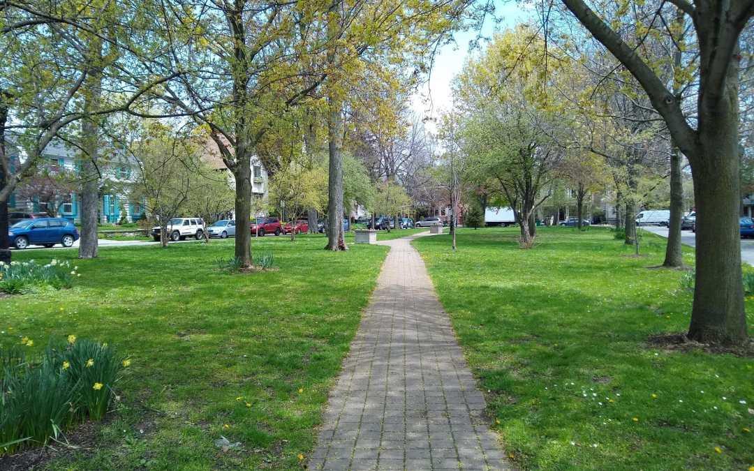 Buffalo's Residential Parks, Part 2 of 3:  Arlington Park