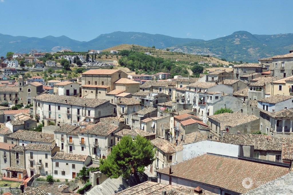 Altomonte un paese ricco di cultura, nascosto nell'entroterra calabrese