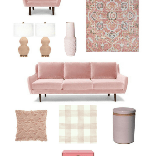 Decorating with Pink: Picks That Will Make You Blush