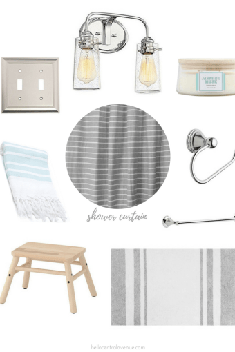 Affordable & Adorable: 5 Easy Ways to Refresh Your Bathroom