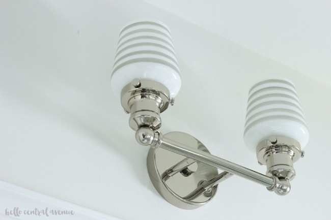 If you love the look of Schoolhouse Electric, but don't want to pay the high price tag, here is a way to cut the cost!