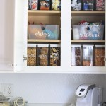 It's a great idea to get rid of packaging and put your food directly in air-tight storage containers to save room in your kitchen!  Take it a step further and label your storage containers for beautiful and organized cabinets or pantry shelves! It's a great idea to get rid of packaging and put your food directly in air-tight storage containers to save room in your kitchen!  Take it a step further and label your storage containers for beautiful and organized cabinets or pantry shelves!