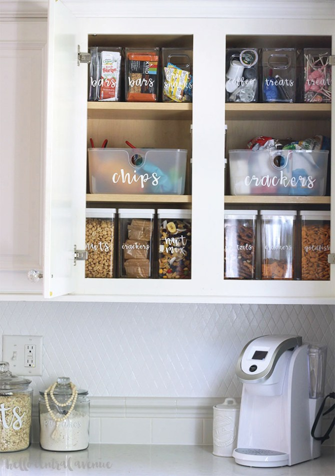 Organize Your Kitchen with the Best Food Storage Containers Labels