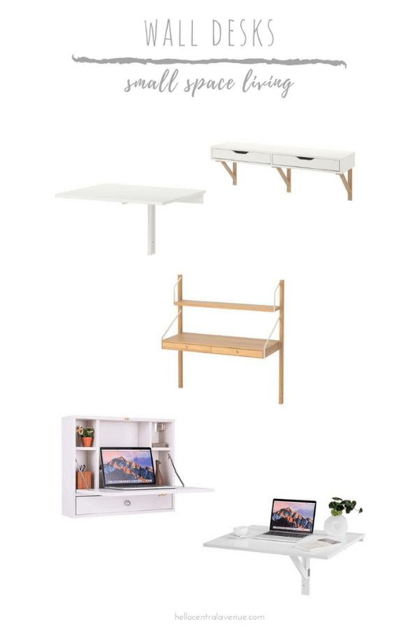Wall Desk: To Buy or DIY?
