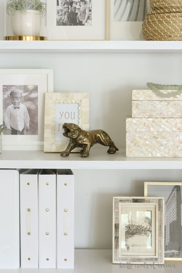 Start the school year off right by using these 5 easy back to school organization ideas for your home! Binders are a great way to keep important school papers organized.