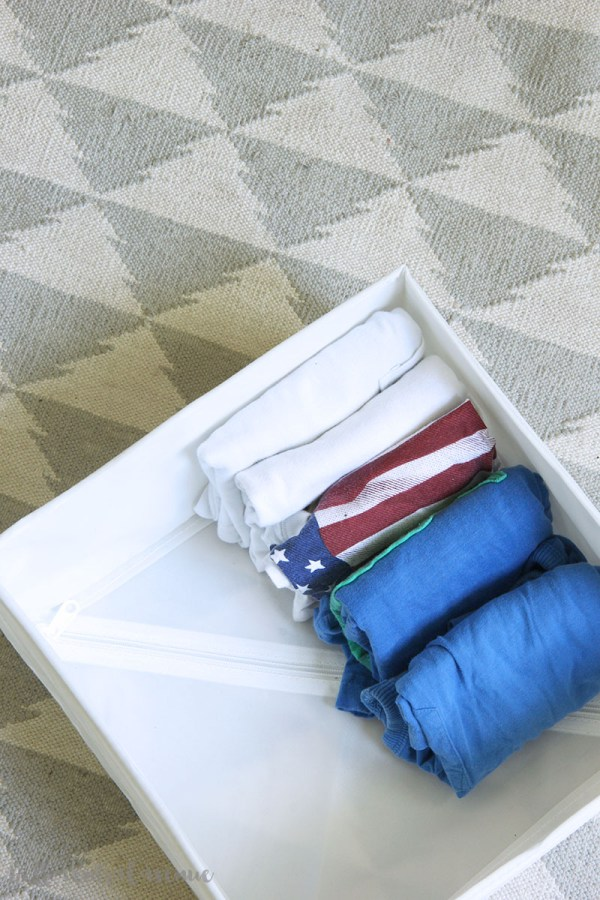 Start the school year off right by using these 5 easy back to school organization ideas for your home! Organize your kids' clothes so they can easily pick out things to wear.