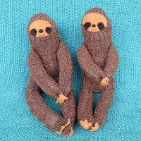 DIY Sock Sloth Sewing Project