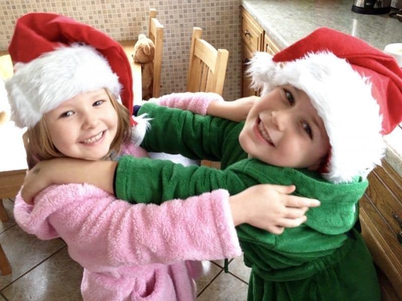 Hello Cuppies Christmas