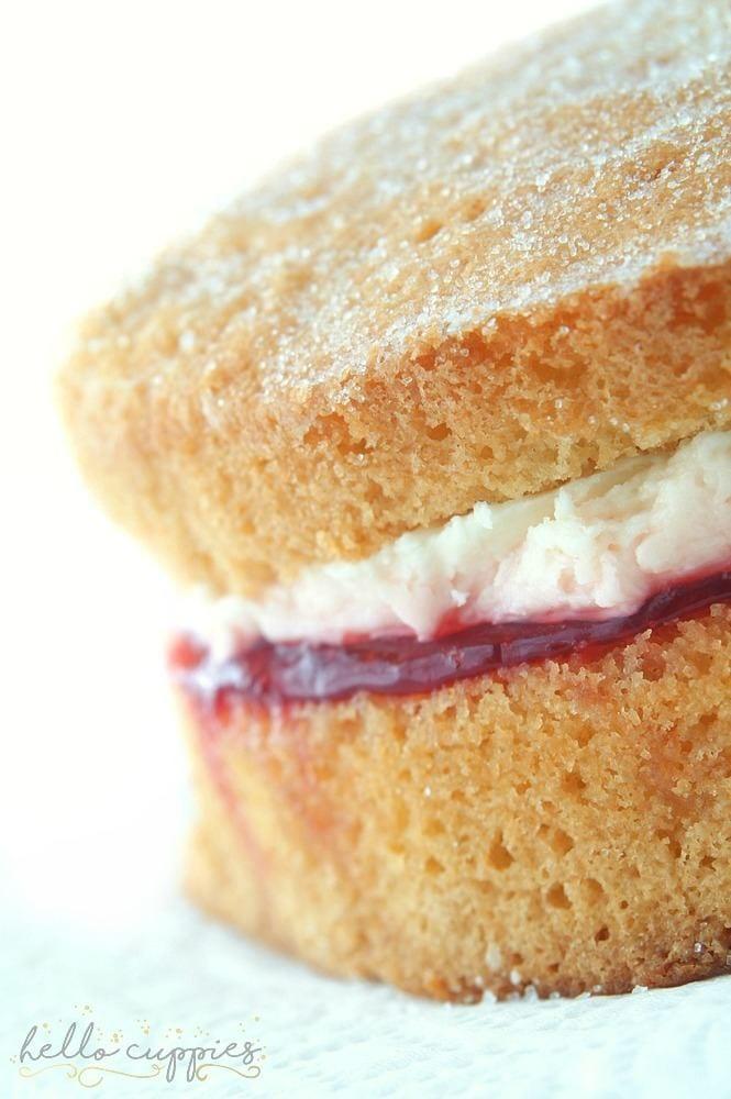Gluten Free Cake Recipe & Baking Tips
