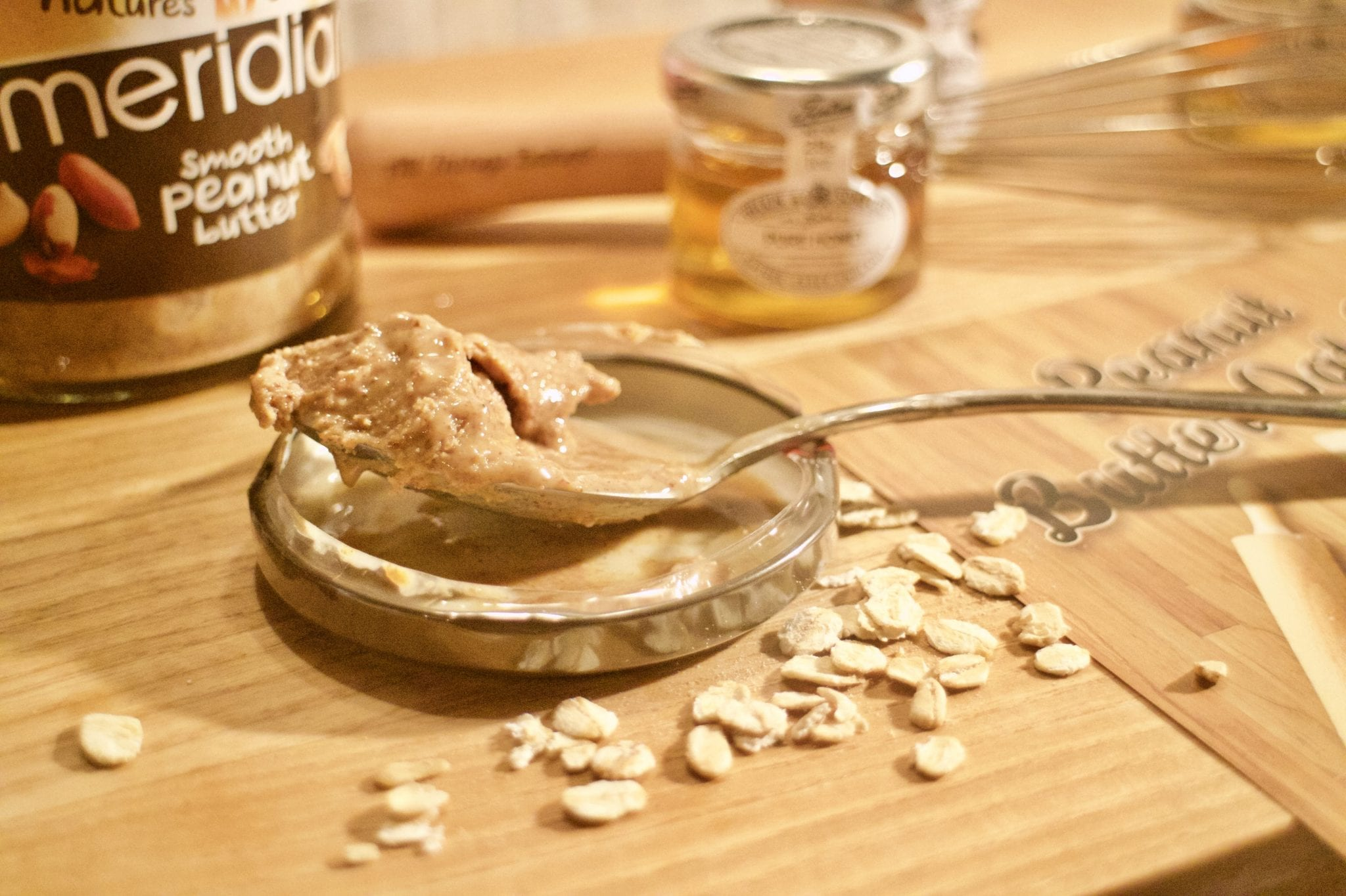 Peanut Butter Oat Bites