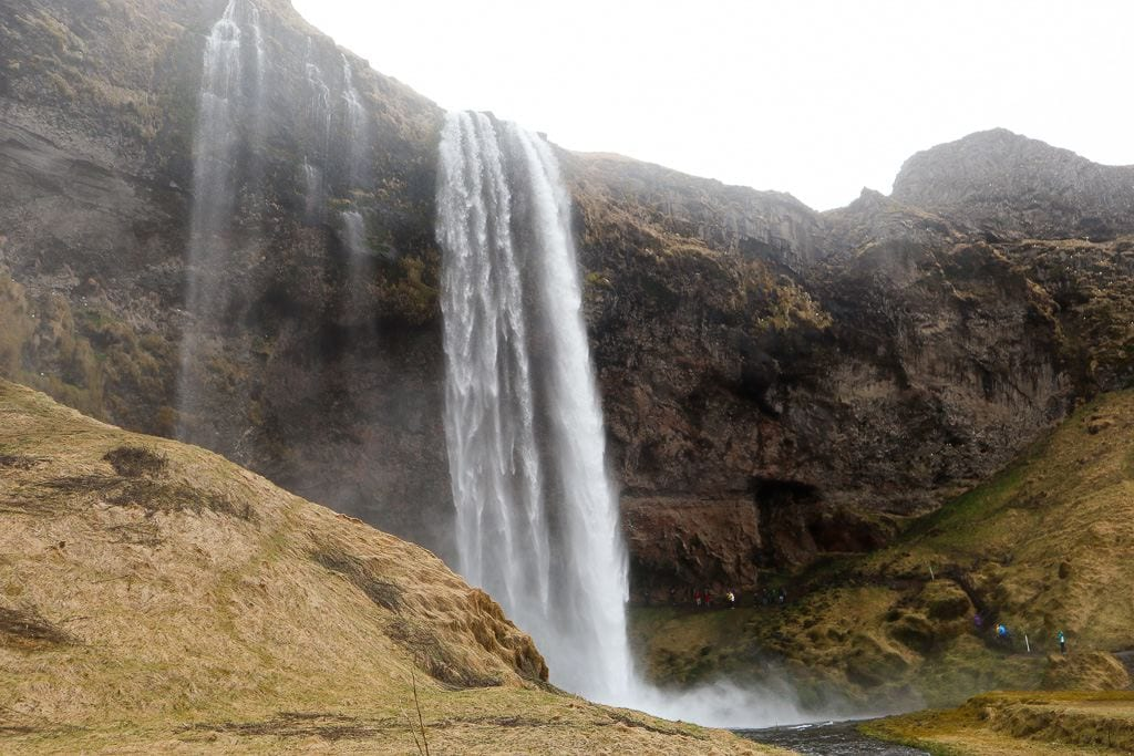 Waterfall Adventures in Iceland