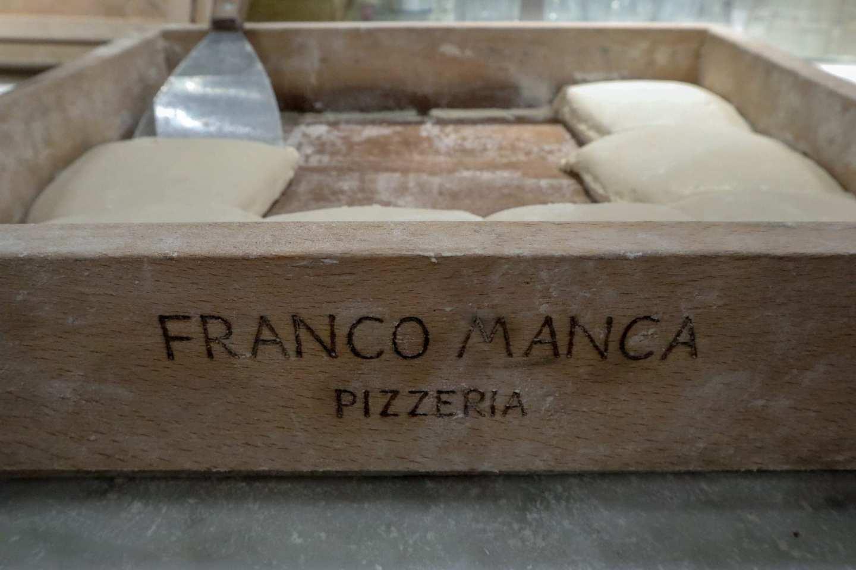 pizza class at franco manca