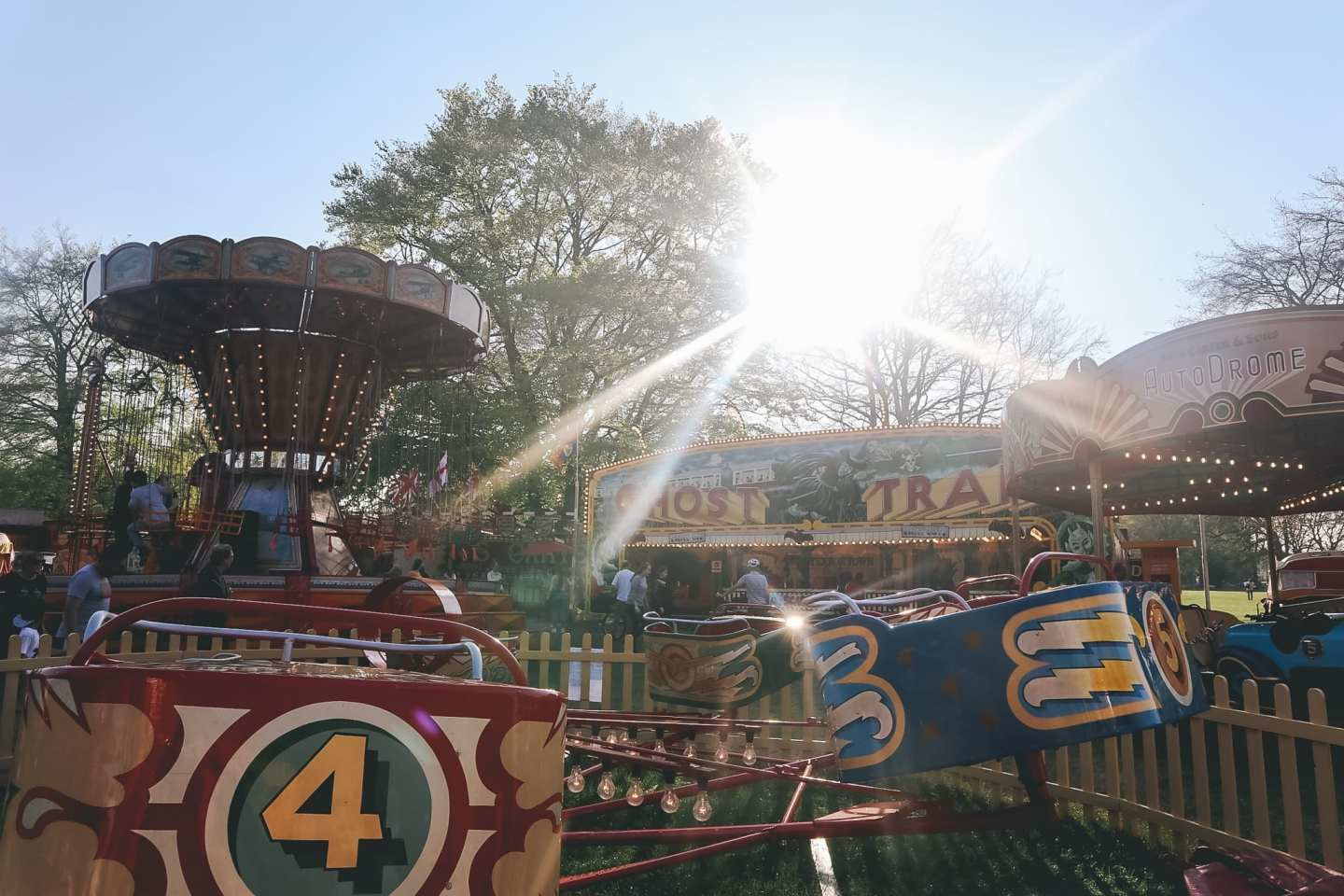 Carters Fair in the Sunshine