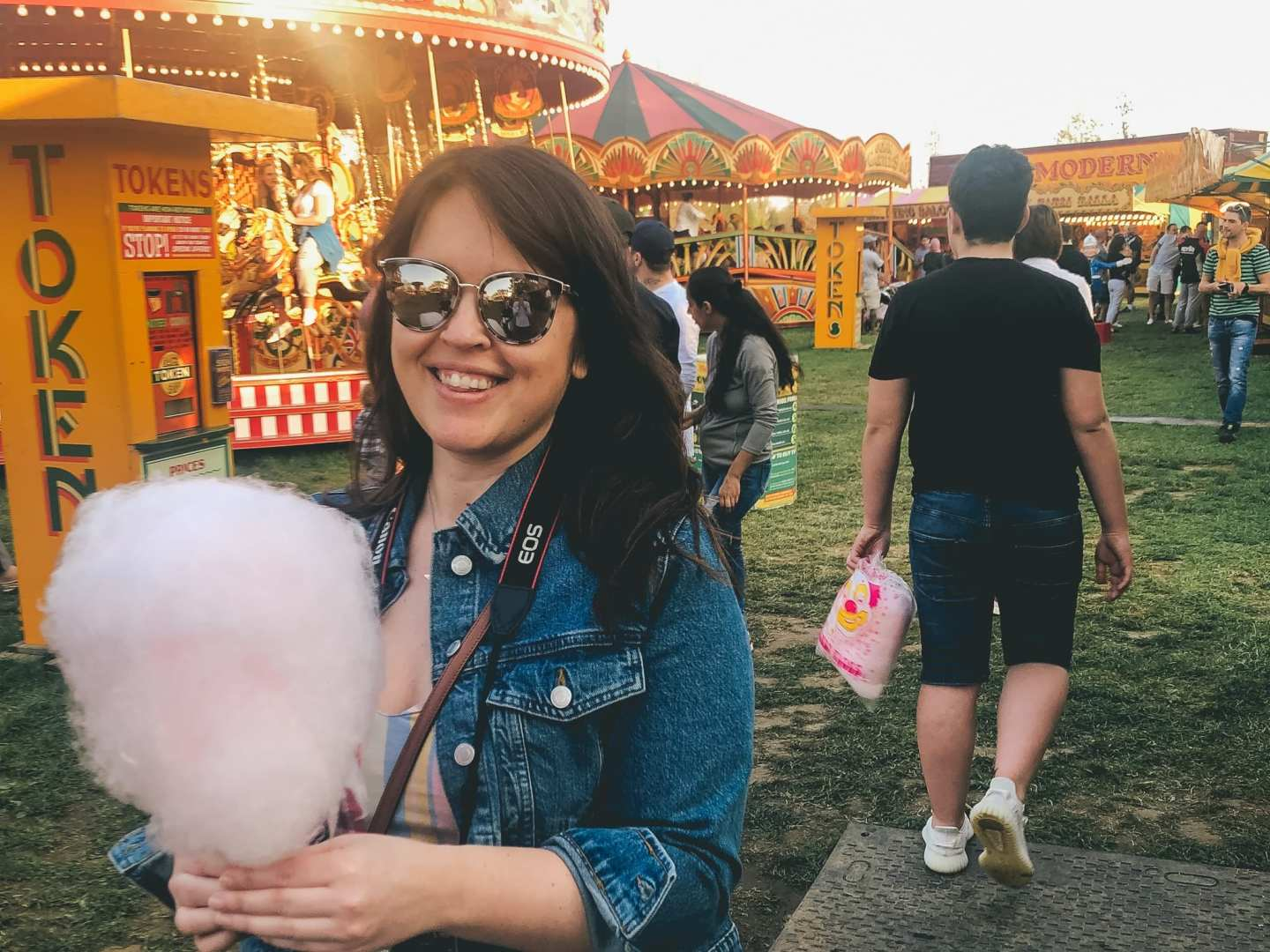 Candy Floss at Carters
