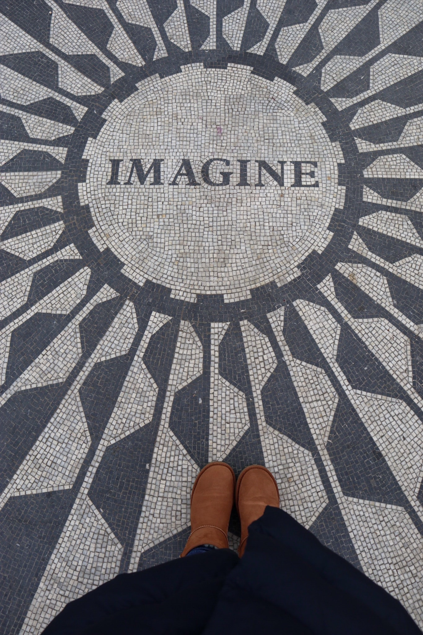 Strawberry Fields Floor tiles
