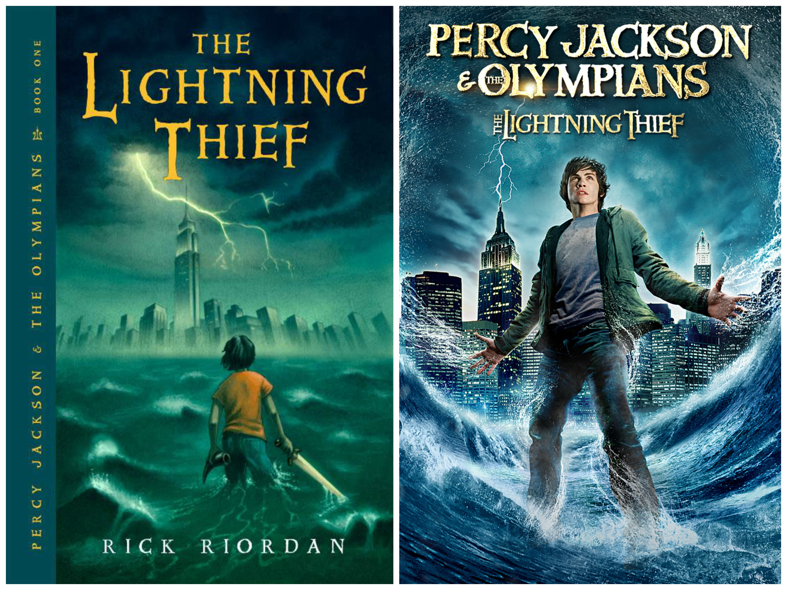 A Throwback Thursday The Percy Jackson Movies