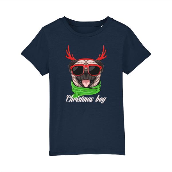 tricou-personalizat-bleumarin-copii-Craciun-christmas-boy