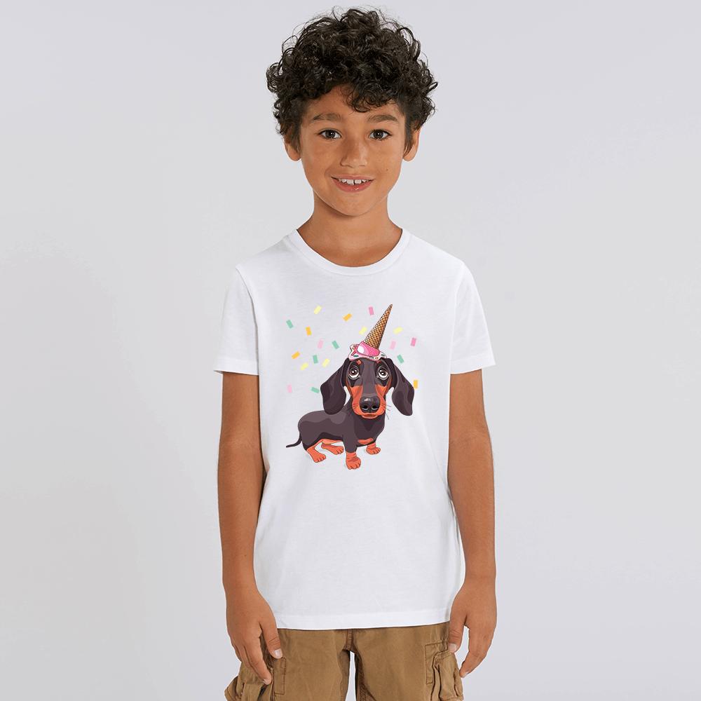 tricou-alb-copii-inghetata-model-1