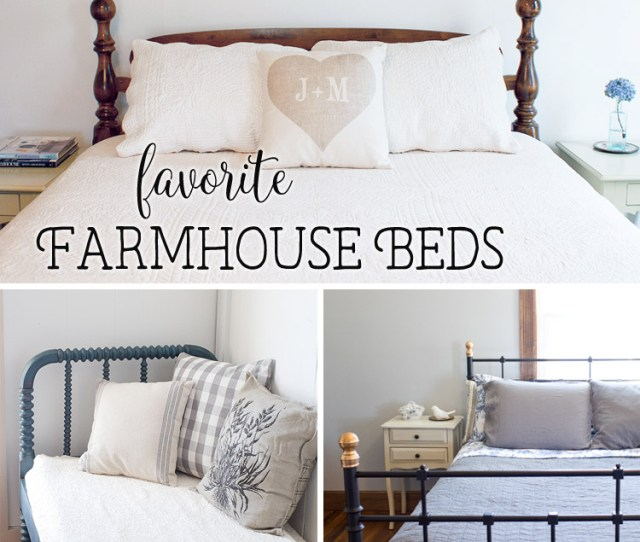 Transform Any Bedroom Into A Beautiful Farmhouse Bedroom In Just One Step With One Of These